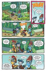 Legends of Magic issue 11 page 5