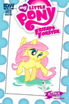 MLP Friends Forever 5 Jetpack Cover B