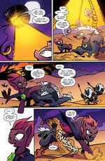 MLP The Movie Prequel issue 4 page 4