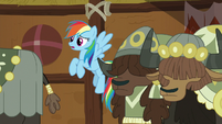 """Rainbow Dash """"not what I expected"""" S8E18"""