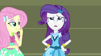 "Rarity ""six pages since my last line"" EG3b"