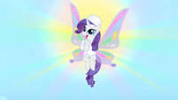 Rarity in front of the sun at the weather factory S01E16