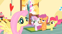 Scootaloo is Wingless S1E23