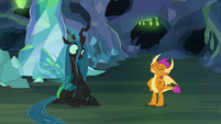 """Smolder """"that's proof we can change"""" S8E22"""