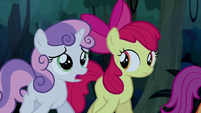 Sweetie Belle -I can't believe those mean judges- S5E6