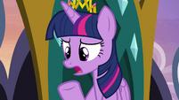 """Twilight """"you said it was a fair trade"""" S4E22"""