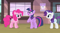 Twilight 'about the two of us' S4E11