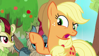 "Applejack ""not if they don't turn"" S8E23"