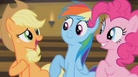 Applejack 'That was even better than I imagined!' S4E08