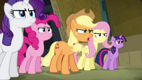 Applejack 'whatever your name is!' S4E04