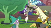 "Discord ""helping our friend first and foremost"" S8E10"