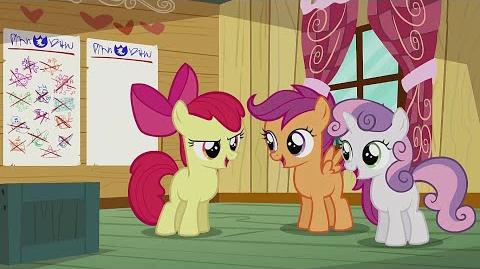 Dutch_My_Little_Pony_We'll_Make_Our_Mark_-_Prelude_HD