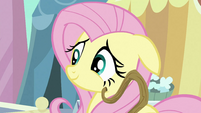 Fluttershy cute face S3E2