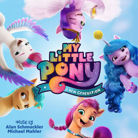 MLP A New Generation soundtrack cover.jpg