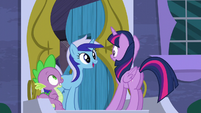 Minuette meets Twilight S5E12