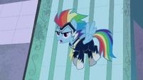 Rainbow Dash -just watch us!- S4E06