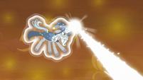Star Swirl blasting magic from above S9E2