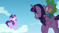 Starlight --Spare me your overblown ego!-- S5E26
