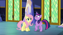 """Twilight Sparkle """"isn't this exciting?!"""" S5E23"""