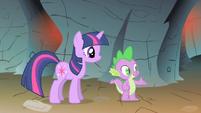 Twilight but Spike S1E19