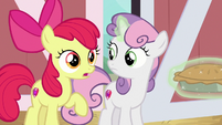 "Apple Bloom ""Granny says it's best"" S9E23"