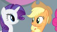 """Applejack """"Ponyville doesn't have any ice archers"""" S4E24"""