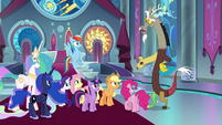 """Discord """"how can she not be ready?!"""" S9E2"""
