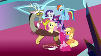 """Discord """"lost sight of what's in front of you"""" S9E2"""