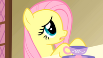Fluttershy concerned about Philomena S1E22