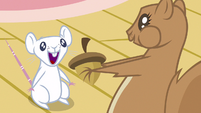 Mouse excited S3E13