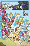 My Little Pony Transformers issue 4 page 5