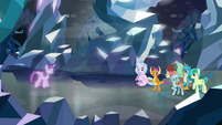 Ocellus suggests she and her friends leave S8E22