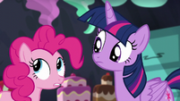 """Pinkie """"Um, no, they didn't"""" S5E11"""