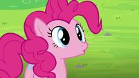 """Pinkie Pie surprised """"oh!"""" S5E24"""