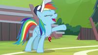 """Rainbow Dash """"Equestria's ever seen!"""" S9E15"""
