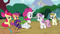 Rarity -I loved doing those things with you- S7E6