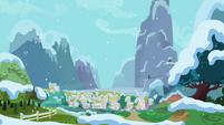 S02E11 Zaśnieżone Ponyville