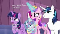 Twilight --King Sombra had just hidden it-- S6E2