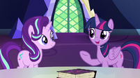 """Twilight Sparkle """"they'll benefit from them"""" S7E14"""