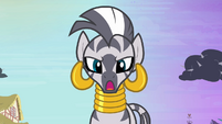 Zecora 'after a sip, you may see why...' S4E1