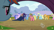 1000px-Rainbow Dash beaten to the save S2E08