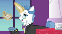 """Fancy Pants """"nopony could handle all this"""" S9E13"""