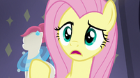 """Fluttershy """"aren't all those things opposites?"""" S8E4"""