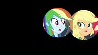 Iris in on Rainbow Dash and Applejack CYOE2c