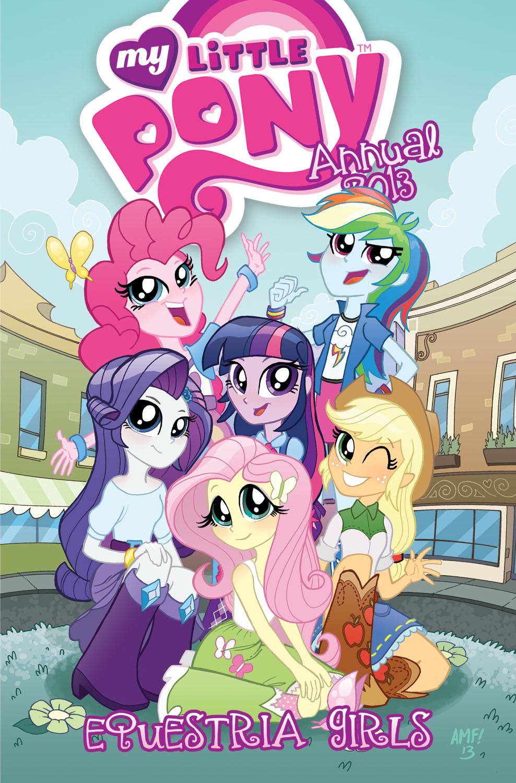 My Little Pony Annual 2013