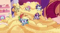 Main ponies feeling guilty PLS1E1b