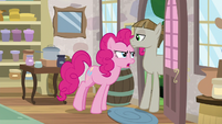 """Pinkie Pie """"apology not accepted"""" S8E3"""