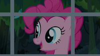 """Pinkie Pie """"sighing with the weight of the world"""" S7E18"""