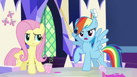 """Rainbow Dash """"and to top it off"""" S5E22"""