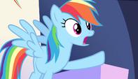 Rainbow Dash -defeated Tirek- S5E01